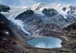 Stein Glacier in 2011 by James Balog EIS